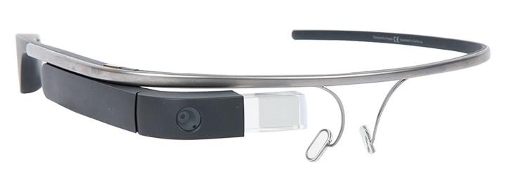 Google Glass — натільний комп ютер у вигляді окулярів доповненої реальності  із камерою 89ff69b8d80d2