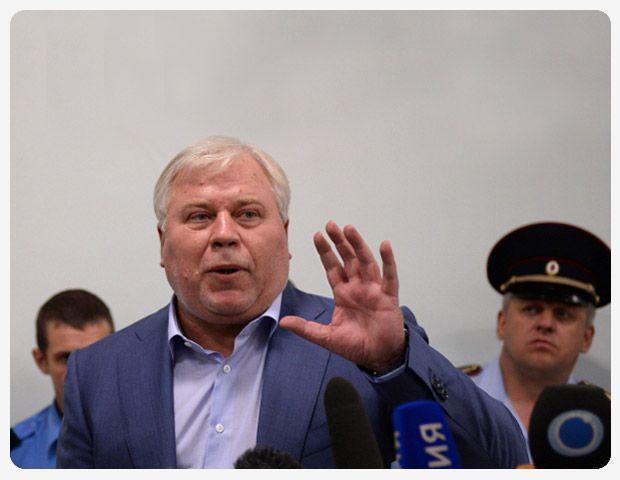 Адвокат Анатолій Кучерена