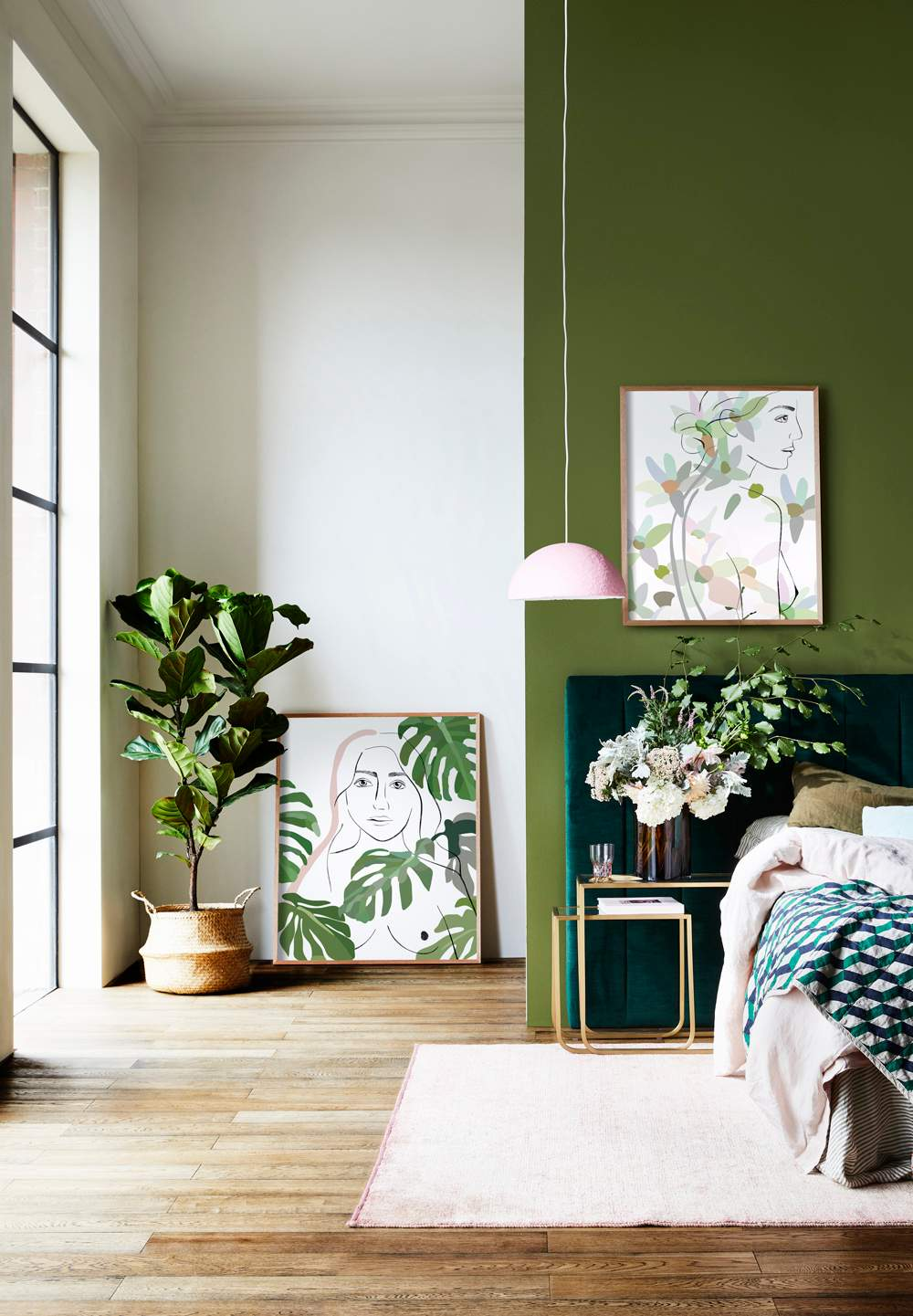 Найкращі кольори для спальні