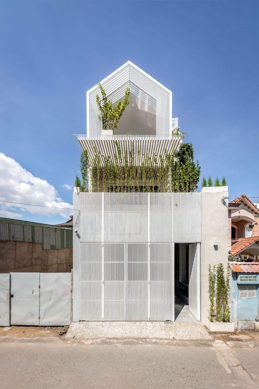 Бюджетна архітектура, яка створює особливий зв'язок людини з природою