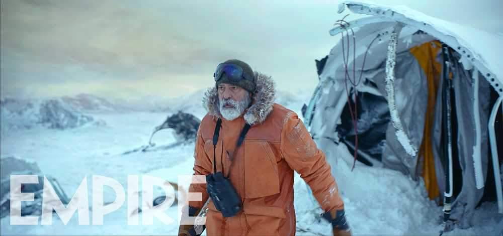 Джордж Клуні у новій драмі