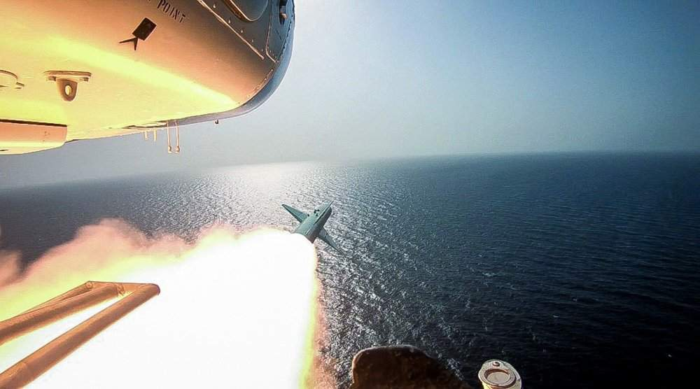Повітряно-морські навчання Ірану