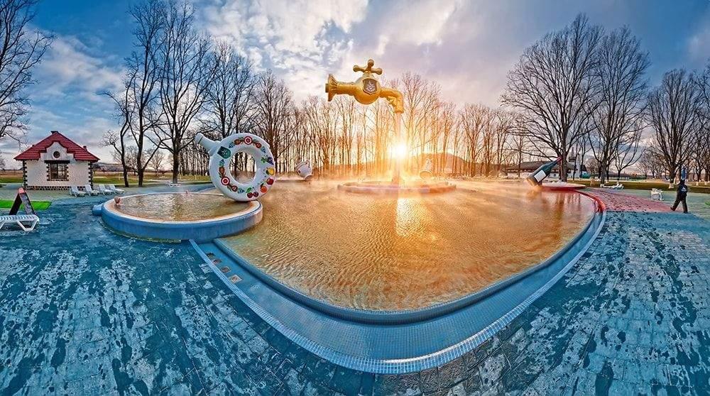 Термальні басейни Закарпаття