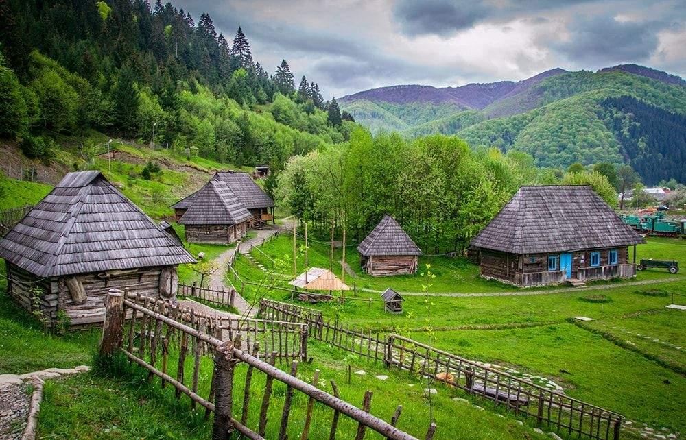 Село Колочаво