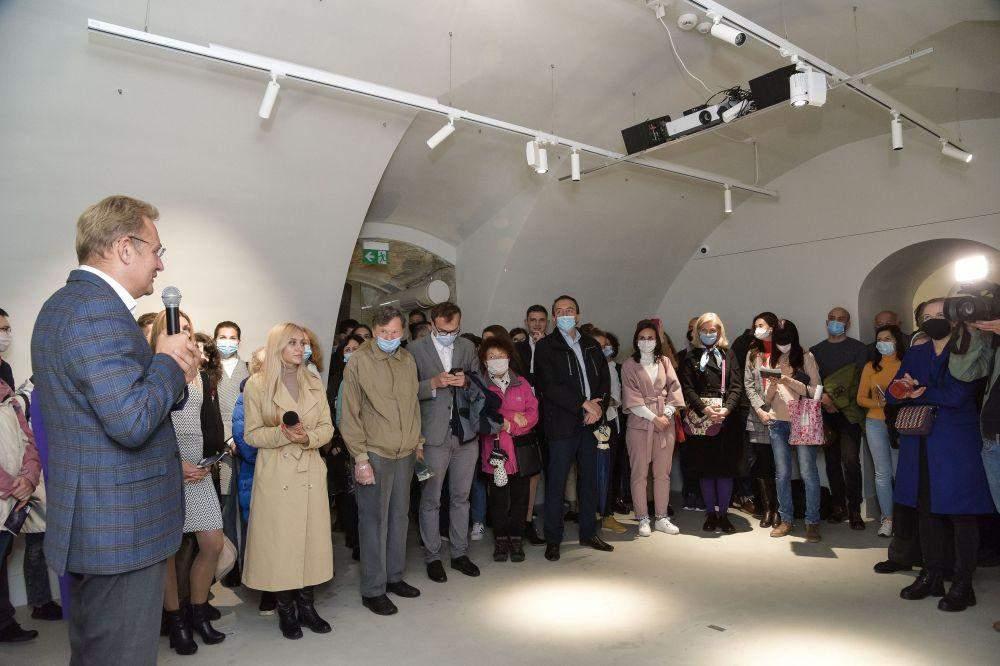 У Львові презентували Музей міста у підземеллі ратуші