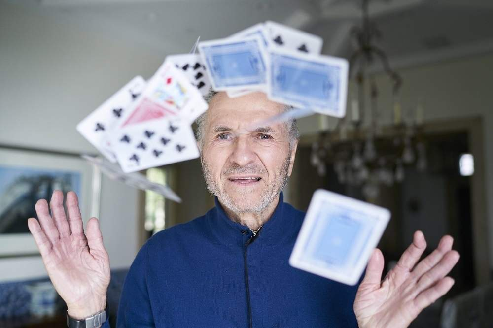 5 найбагатших гравців казино - Едвард Торп