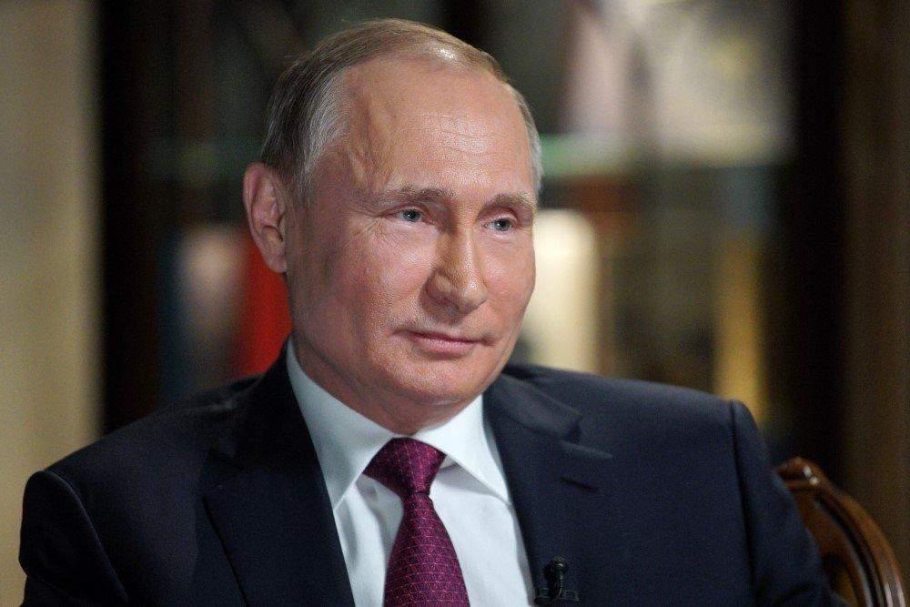 володимир Путіна