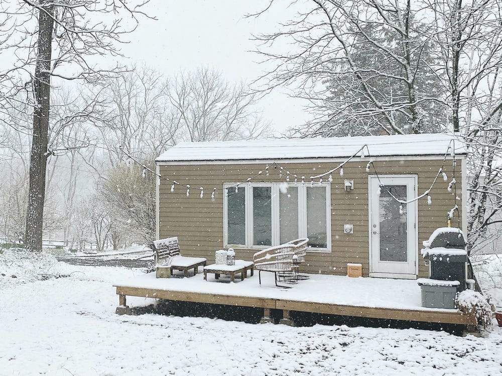 Крихітний та затишний дім / Фото Insider