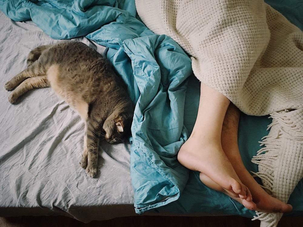 Для кращого сну - розслабляйтеся перед тим, як йти у ліжко