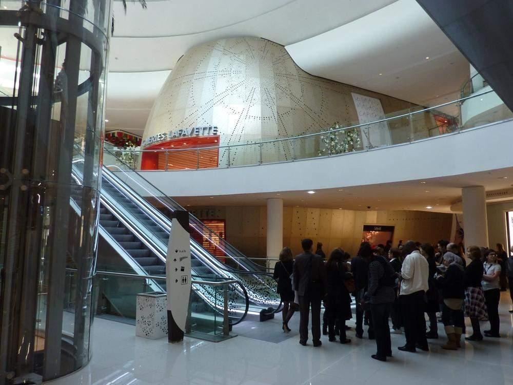 Світові торгові центри