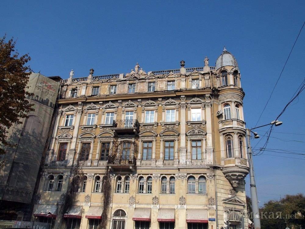 Будинок Лібмана в Одесі, Одеса, історія Одеси, як змінилася Одеса за 30 років Незалежності України
