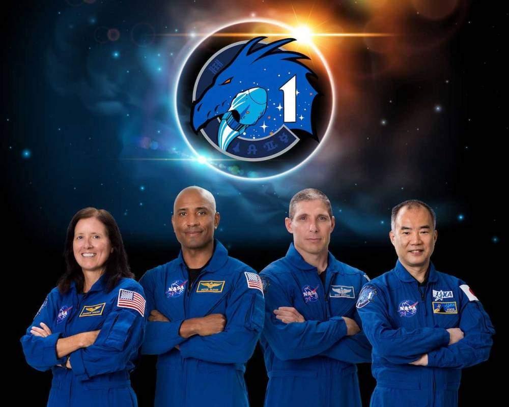 Екіпаж Crew Dragon