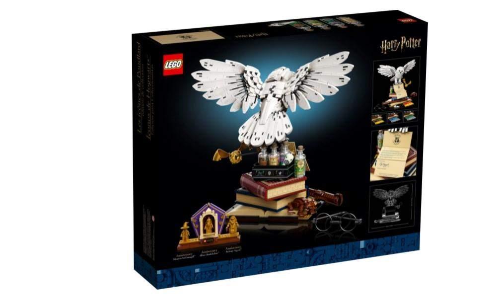 До 20-річчя першого фільму: LEGO випустить величезний набір за мотивами