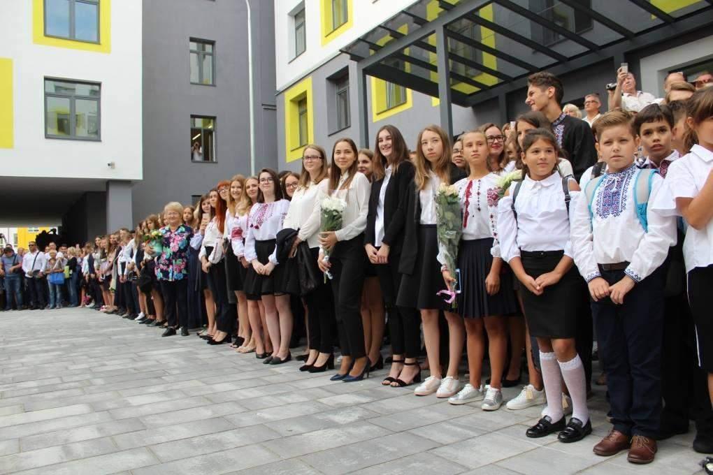 освіта в Україні, найкращі школи України, київський ліцей