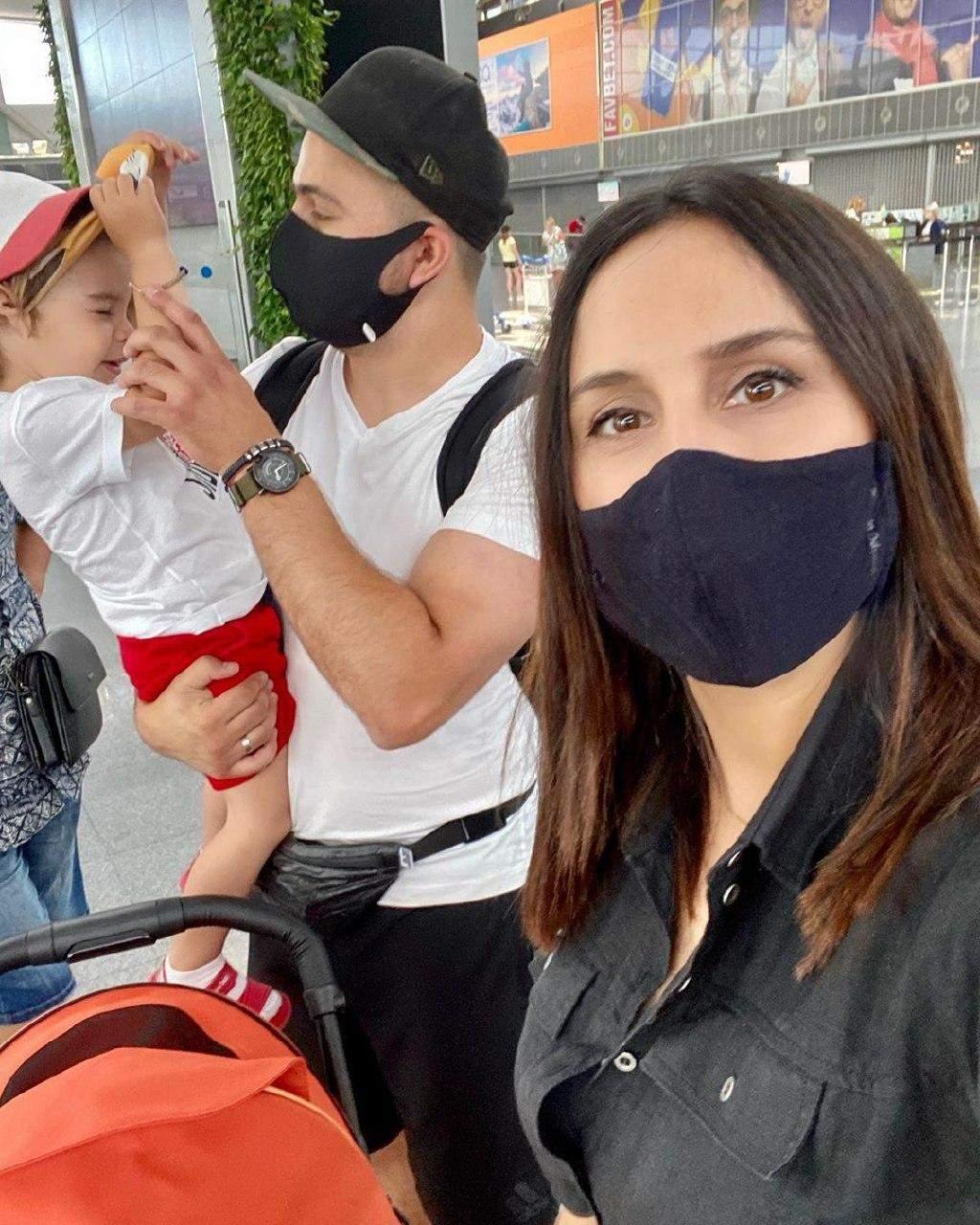 Джамала зізнається, що носити маски влітку - дуже важко