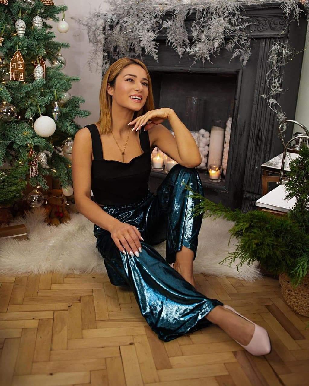 Злата Огнєвіч запропонувала цікаві образи на Новий рік
