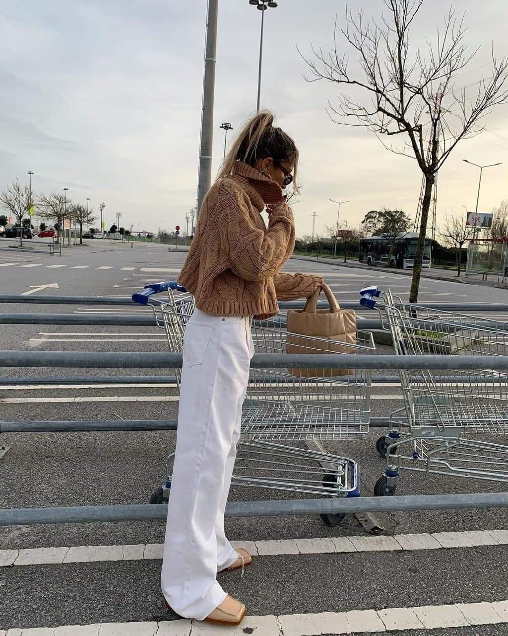Софія Коельо одягнула стильне вбрання