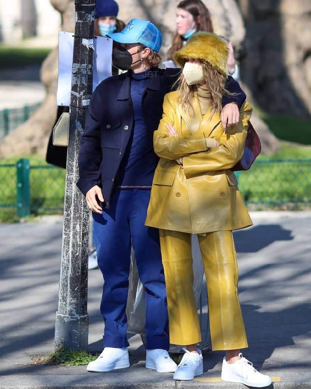 Стильні образи зіркового подружжя