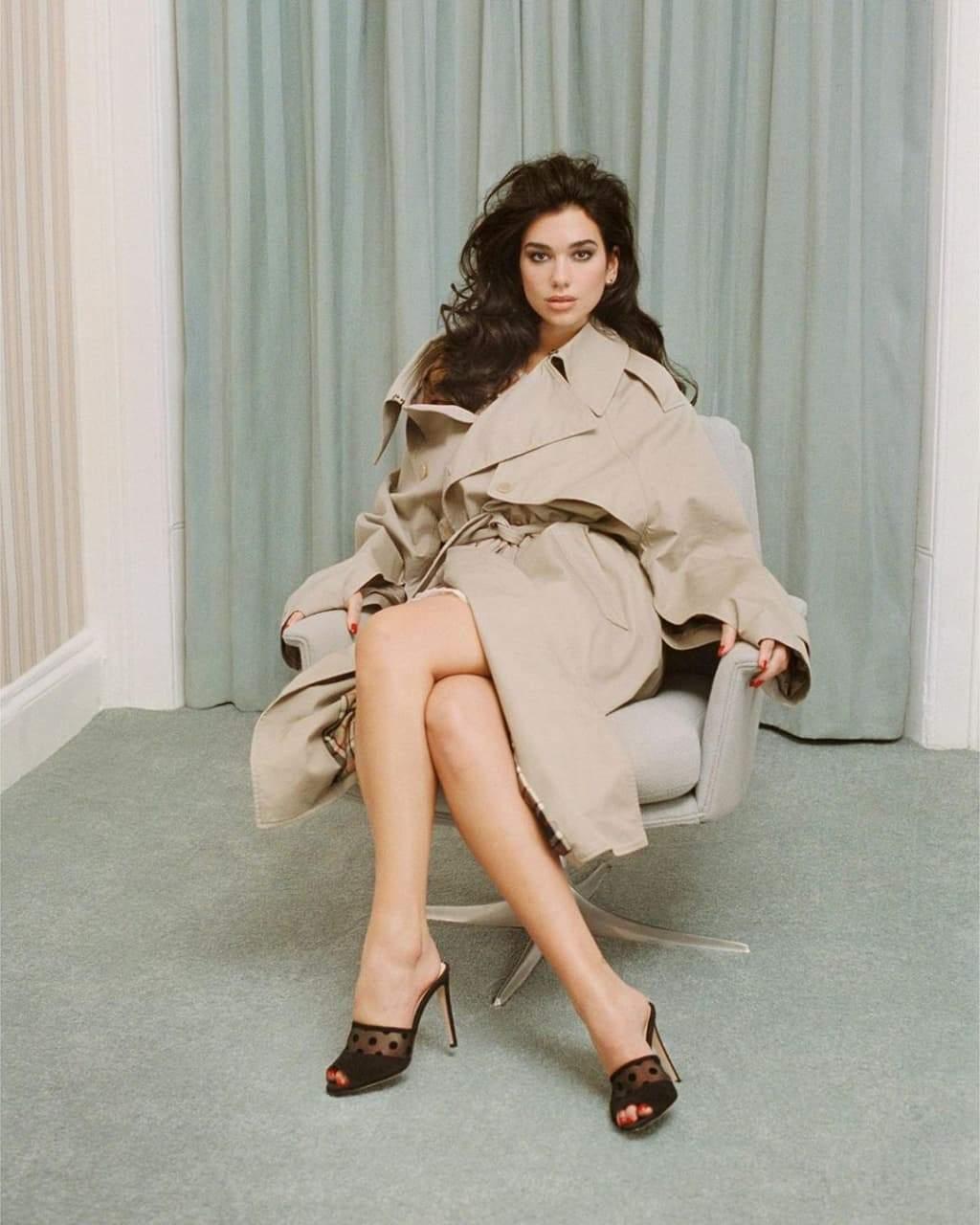 Дуа Ліпа знялася у фотосесії для глянцю Vanity Fair