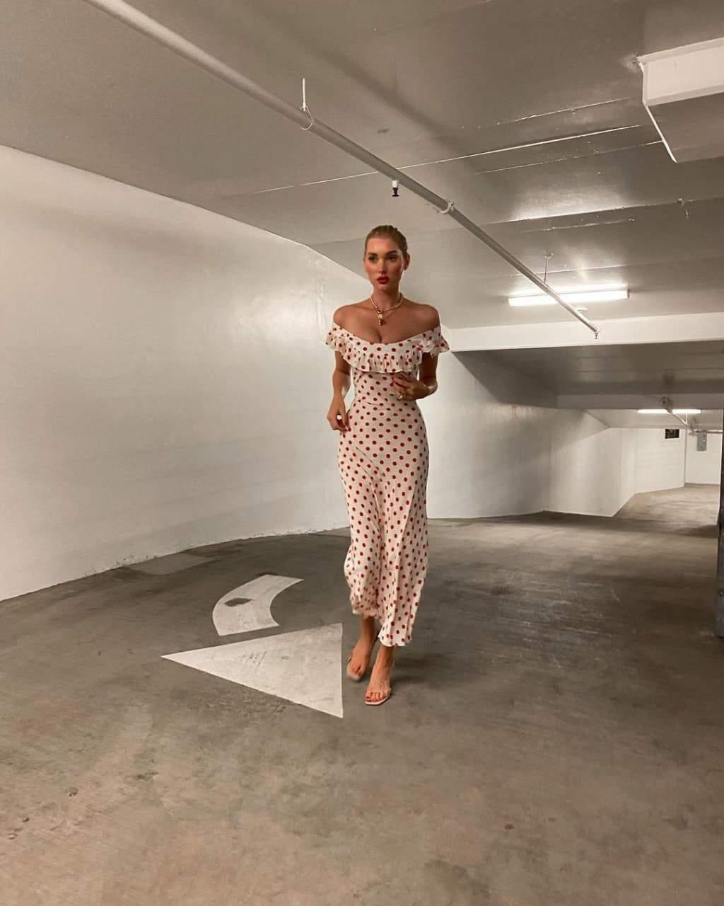 Красивий образ Ельзи Госк / Фото з інстаграму модниці