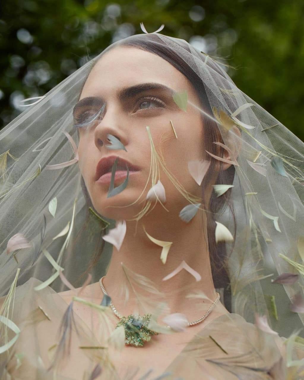 Фантастична зйомка для Vogue Japan
