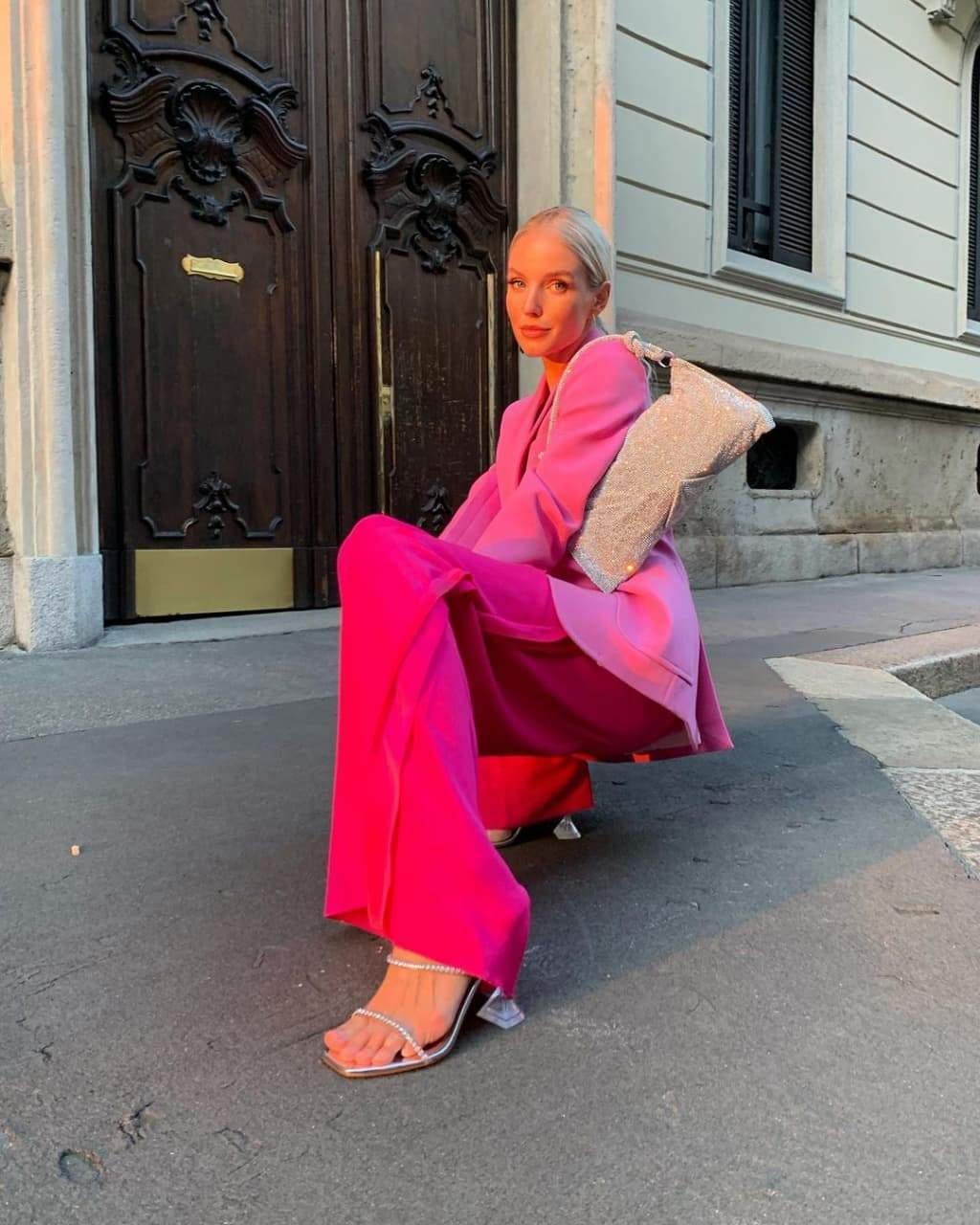 Інфлюенсери обирають модні кольори осені