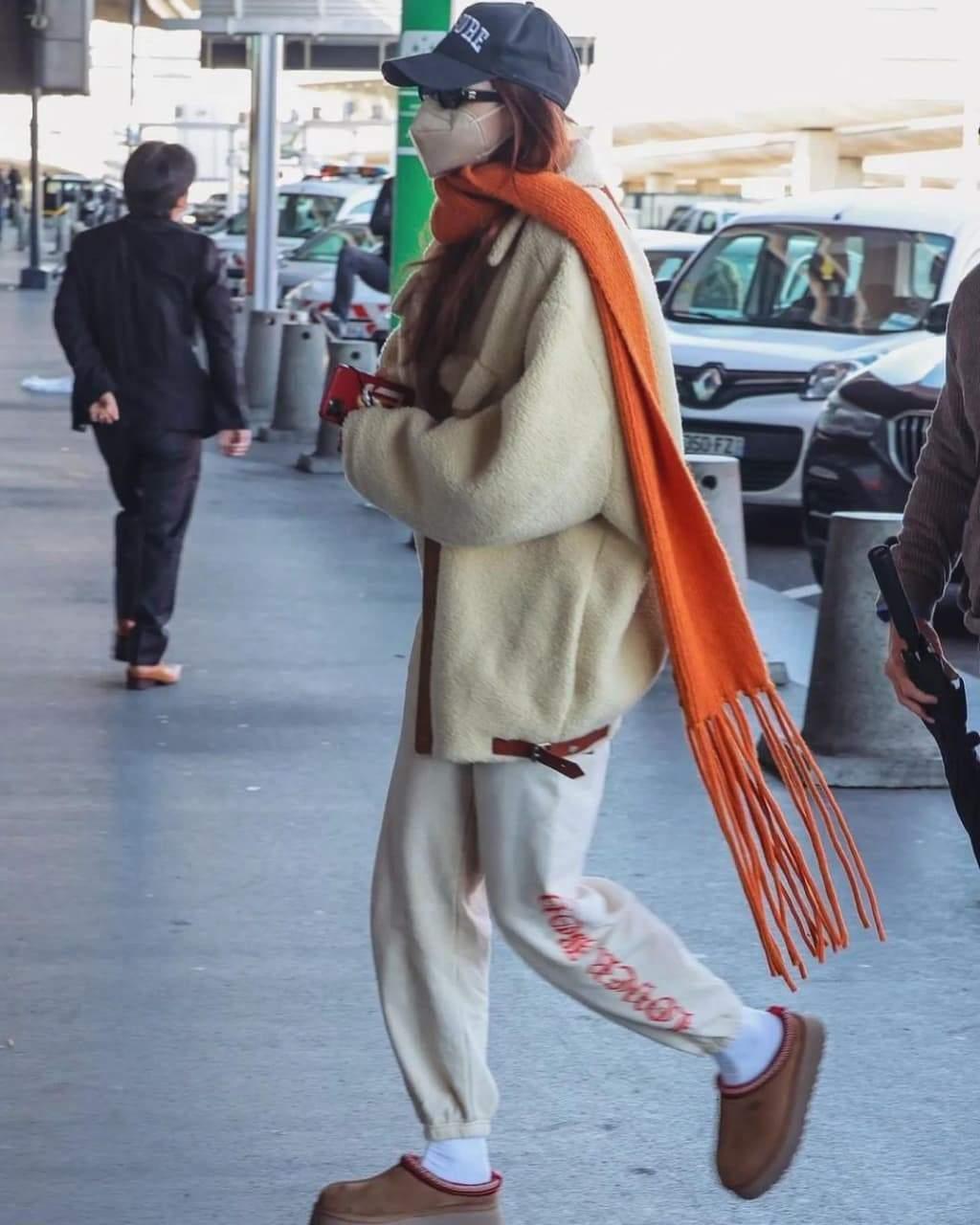 Модний образ Джіджі Хадід