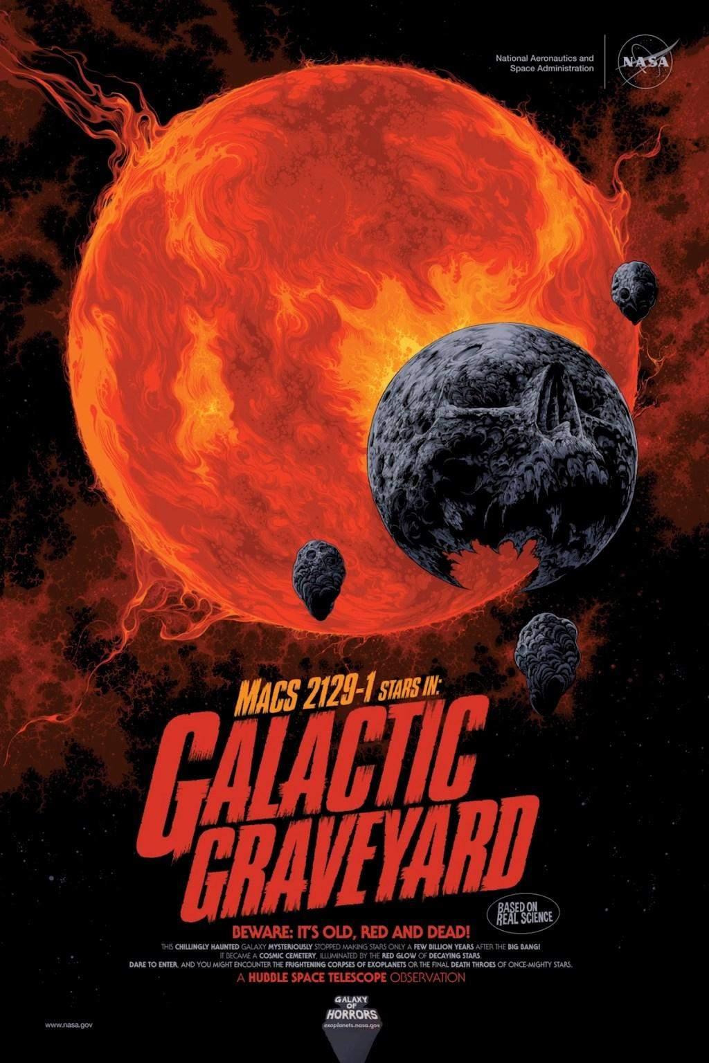 Галактика жахів
