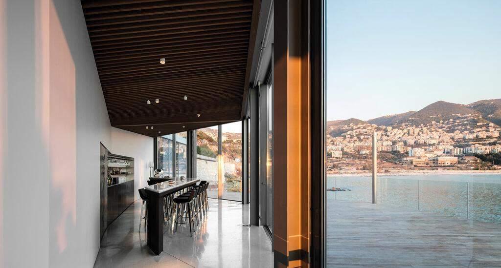 Будинок наповнений сучасними інтер'єрами  / Фото Architectures Style