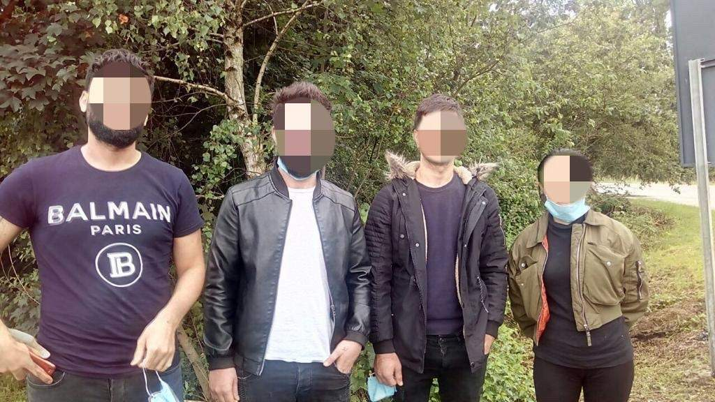 Іракці незаконно потрапили в Україну
