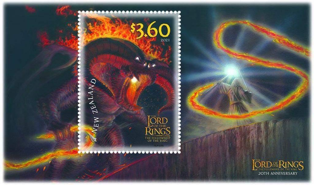 аУ Новій Зеландії випустили поштові марки і листівки за