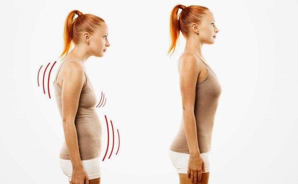 Постава впливає на здоров'я всього тіла