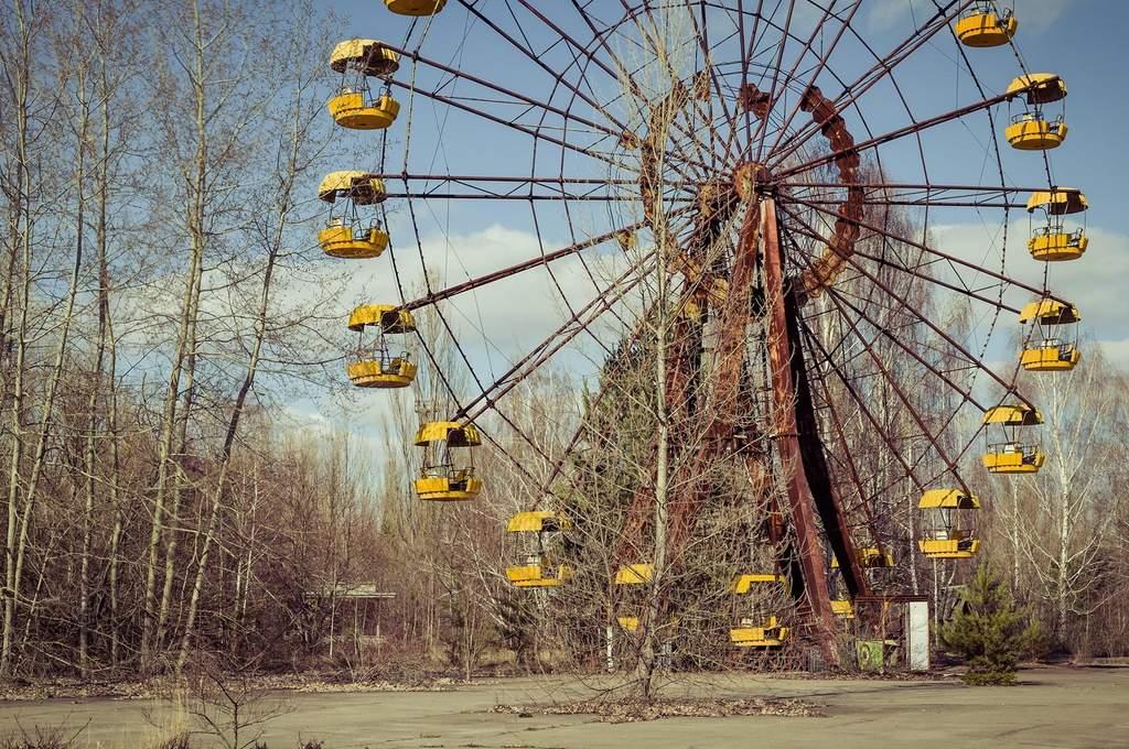 Чорнобиль туризм