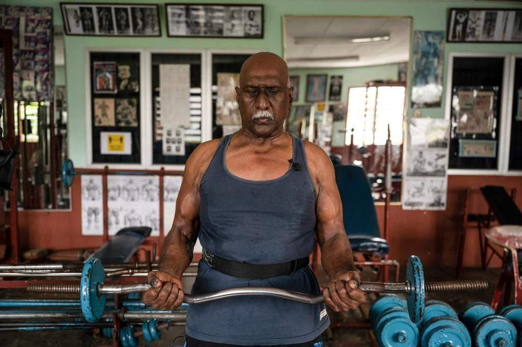 Аракіосамі понад 60 років займається спортом