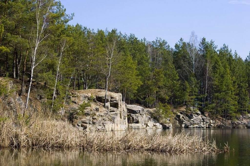 високий камінь київщина