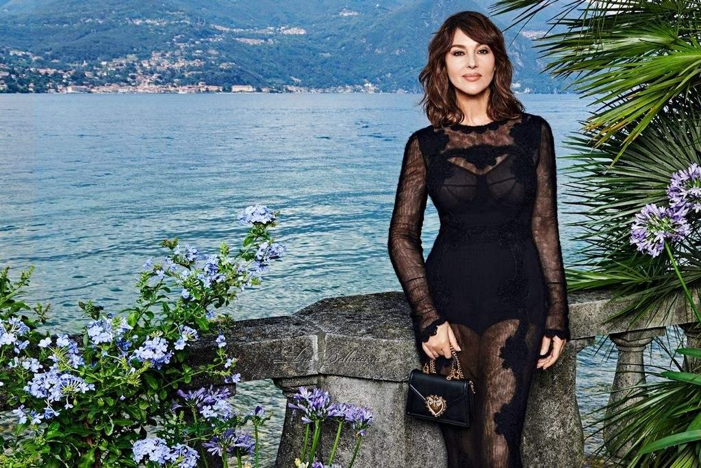 Моніка Белуччі  Dolce & Gabbana