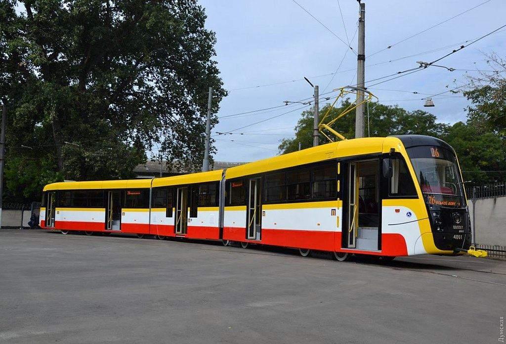 Одеський трамвай, Odisey Max, Одеса, історія Одеси, як змінилася Одеса за 30 років Незалежності України