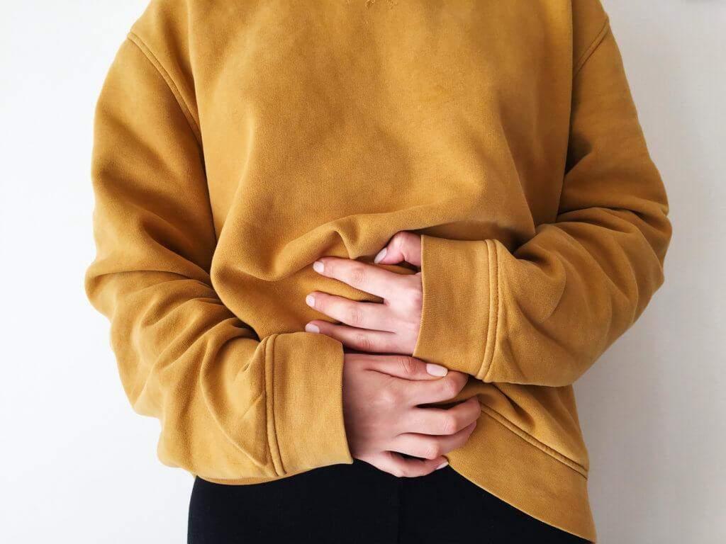 Біль у животі при гастриті