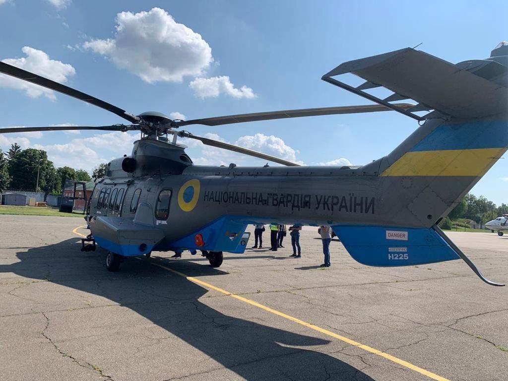 Airbus для Національної гвардії України