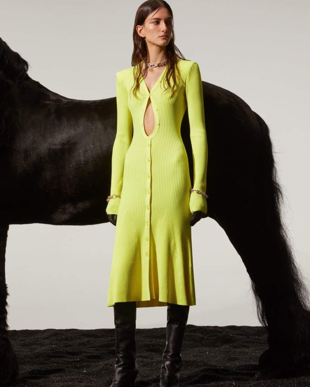 Дженніфер Лопес у сукні David Koma / Фото з інстаграму співачки