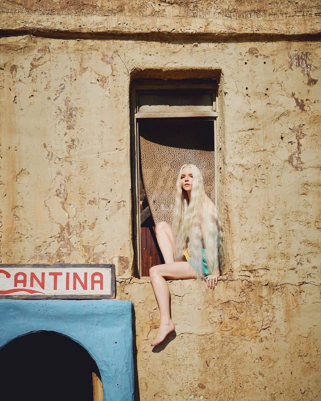 Аня Тейлор-Джой знялася у фотосесії для In Style