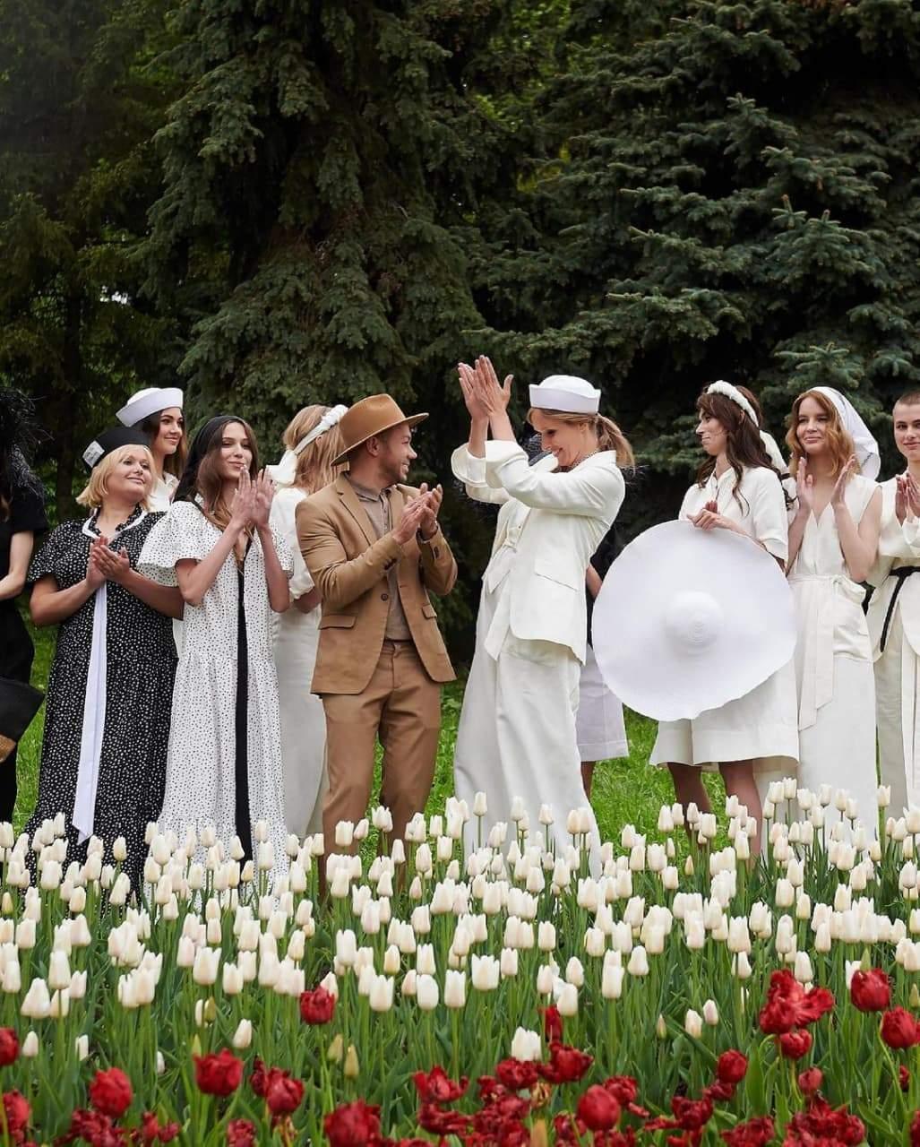 Катя Осадча та Андре Тан презентували спільну колекцію