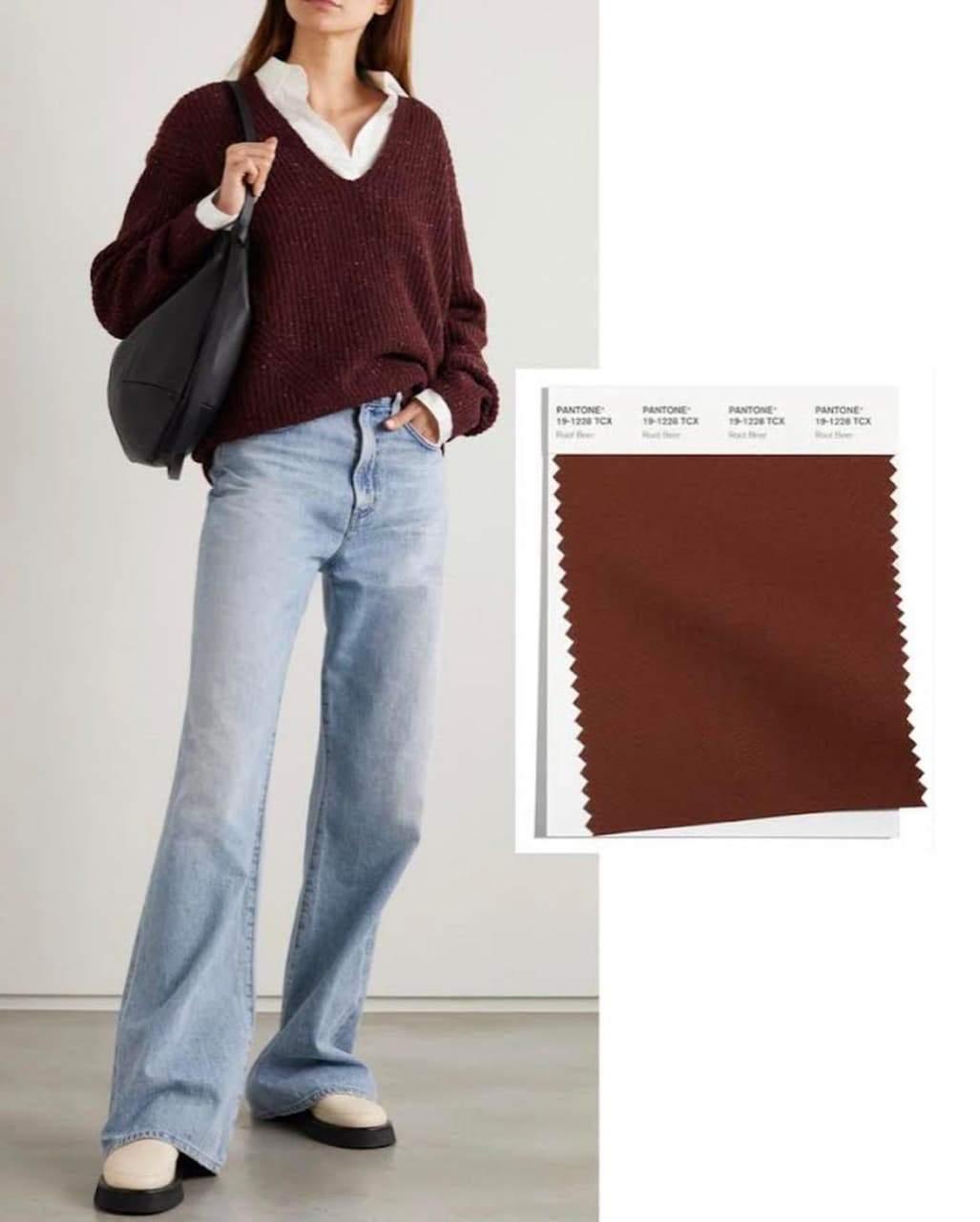 Модні кольори осінь – зима 2021/22 / Фото з інстаграму Pump Your Studio