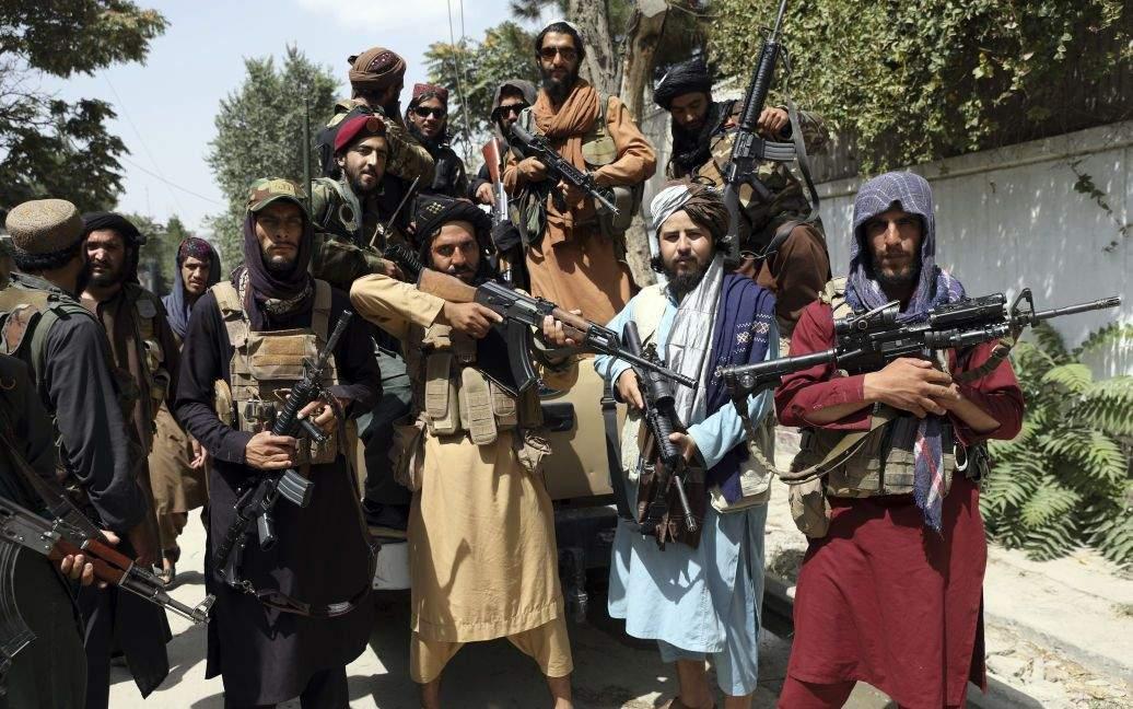 талібан аль-каїда