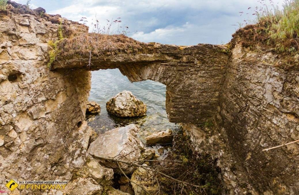 руїни фортеці Кизи Керем
