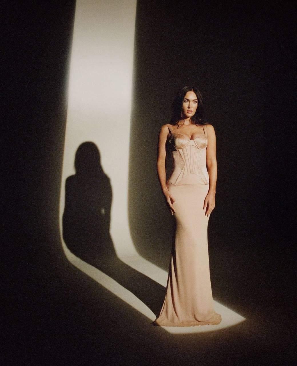 Меган Фокс знялася у фотосесії для глянцю In Style