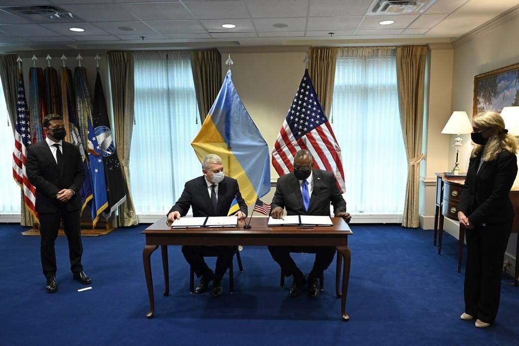 США та Україна уклали угоду