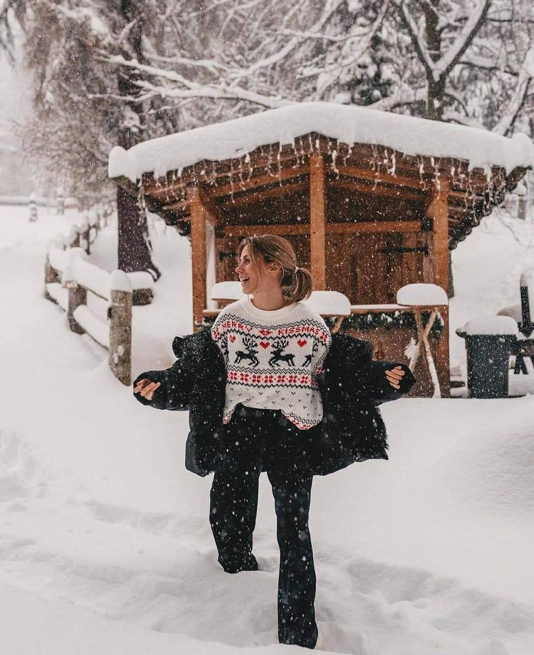 Різдвяний светр