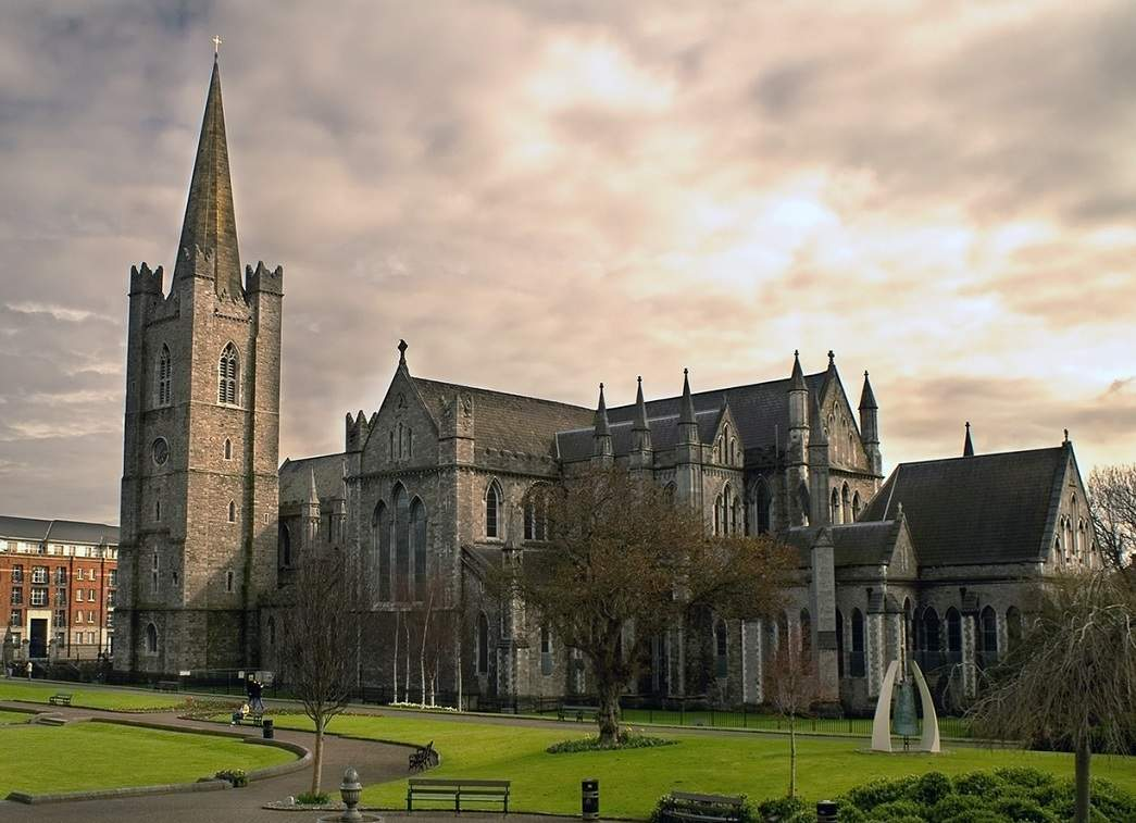 Місця вшанування святого Патрика в Ірландії