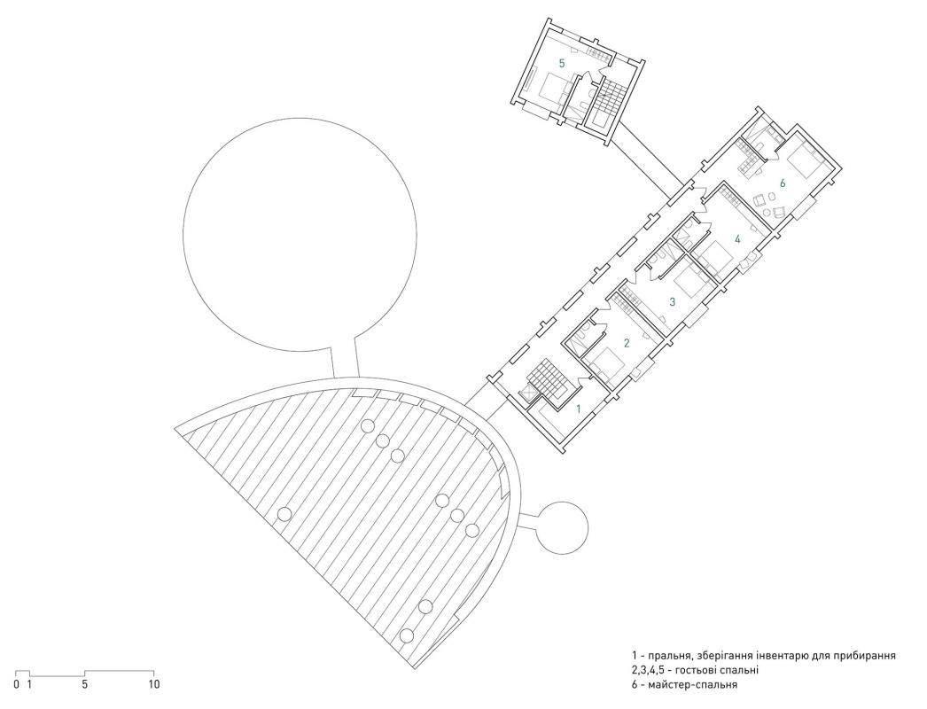 Проєкт сімейного заміського будинку під Харковом